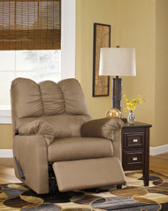 Ashley Darcy Mocha Rocker Recliner