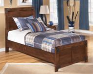 Ashley Delburne Twin Bed