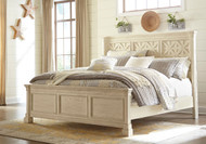 Ashley Bolanburg Queen Storage Bed