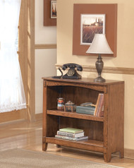 Ashley Cross Island Bookcase Small