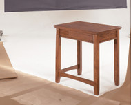 Ashley Cross Island Corner Table
