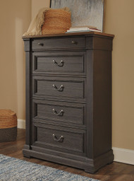Ashley Tyler Creek 5 Drawer Chest