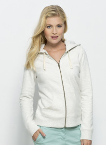 Zipped Hoodie Fleece with Kangaroo Pockets
