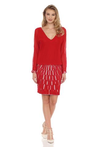 J Kara Red Dresses
