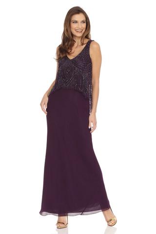 V Neck Popover Blouse dress