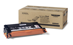 Xerox Brand Black High Capacity Print Cartidge; Phaser 6180 Series