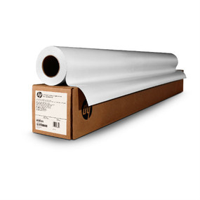 "24"" X 100' HP Matte Litho-Realistic Paper, 3-In Core"
