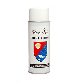 Print Shield Spray Lacquer