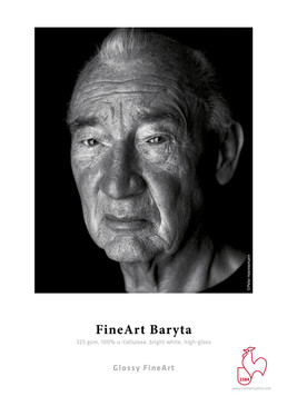 Hahnemuhle FineArt Baryta 325gsm