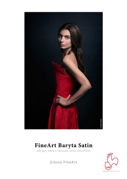 Hahnemuhle FineArt Baryta Satin 300gsm