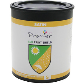 Eco Print Sheild InkJet Canvas Coating Satin