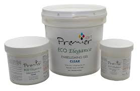 Eco Elegance Embellishing Gel for canvas inkjet prints
