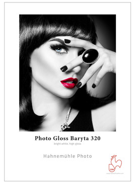 Hahnemuhle Photo Gloss Baryta 320gsm