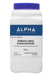 Buffered Listeria Enrichment Broth (B02-131)