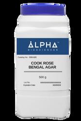 Cooke Rose Bengal Agar (C03-123)