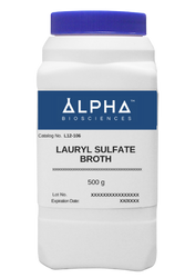 Lauryl Sulfate Broth (L12-106)