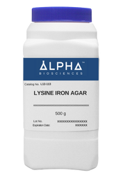 Lysine Iron Agar (L12-113)