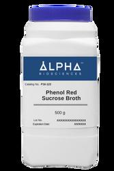 Phenol Red Sucrose Broth (P16-123)