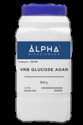 VRB GLUCOSE AGAR (V22-102)