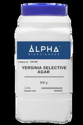 YERSINIA SELECTIVE AGAR (Y25-100)