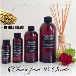 93 Scents to choose from