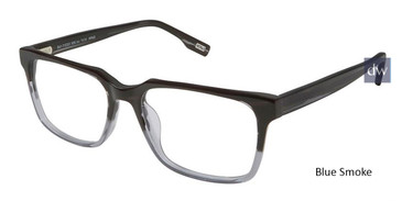 Blue Smoke Evatik 9147 Eyeglasses.