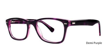 Demi Purple Vivid 804 Eyeglasses