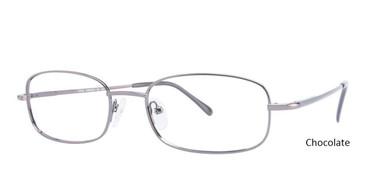 Chocolat Vivid Eyeglasses Eurosteel 104.