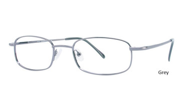 Grey Vivid Eyeglasses Eurosteel 102.