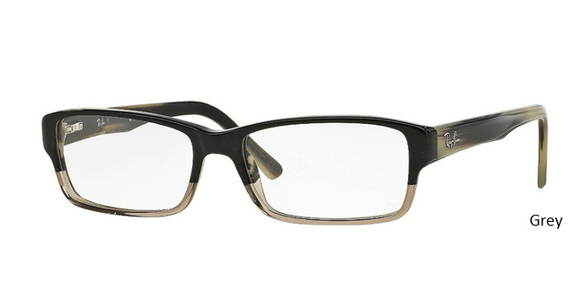Black RayBan Eyeglasses 0RX5169 - All Colors.