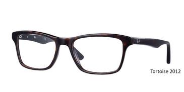 Tortoise RayBan Eyeglasses 0RX5279.