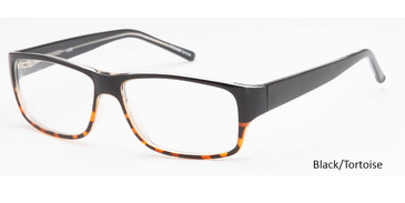 Black/Tortoise CAPRI US59 Eyeglasses