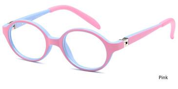 Pink Daniel Walters T27 Eyeglasses
