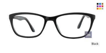 Black Limited Edition Broadway Eyeglasses