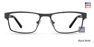 Black Matt Limited Edition LTD 802 Eyeglasses