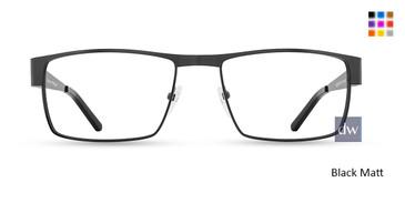 Black Matt Limited Edition LTD 803 Eyeglasses
