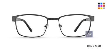 Black Matt Limited Edition LTD 804 Eyeglasses