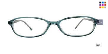 Blue Limited Edition Manhattan Eyeglasses