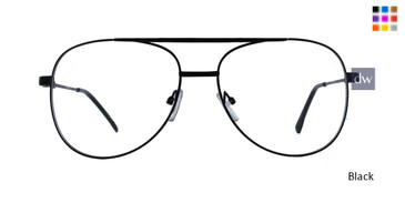 Black Limited Edition Mustang 2 Eyeglasses