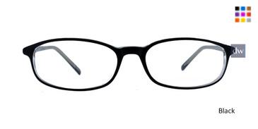 Black Limited Edition Park Ave Eyeglasses