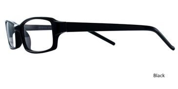 Black GEEK WESTEND Eyeglasses