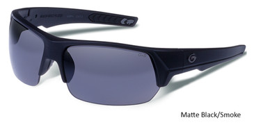 Gargoyles RECOIL - Matte Black/Smoke Sunglasses