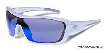 Gargoyles SHIELD - White/Smoke/Blue Sunglasses