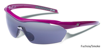 Gargoyles PURSUIT Fuchsia/Smoke Sunglasses