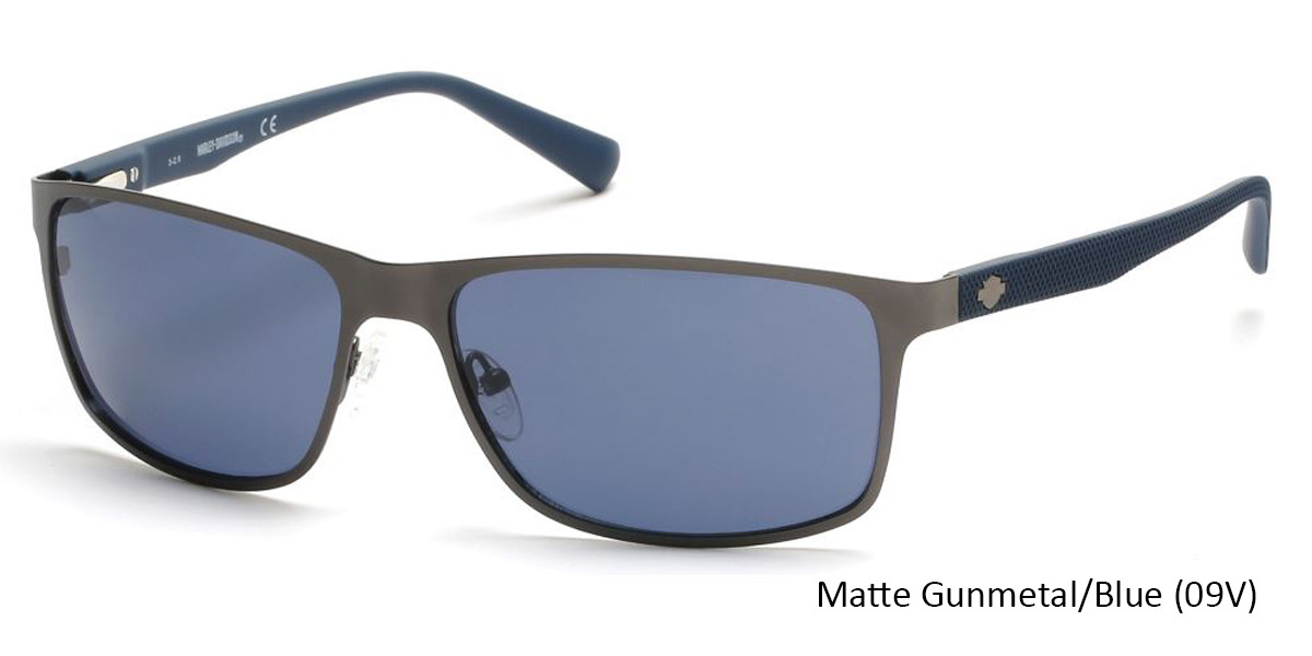 HARLEY-DAVIDSON HD0914X - Matte Gunmetal/Blue (09V)