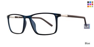 Blue Eight To Eighty Gary Eyeglasses