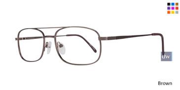 Brown Eight To Eighty Hornet Eyeglasses