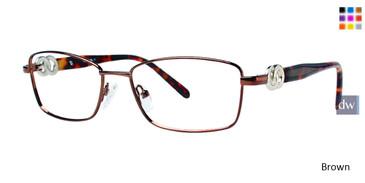 Brown Eight To Eighty Irene Eyeglasses