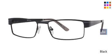 Black Eight To Eighty Jimmy Eyeglasses