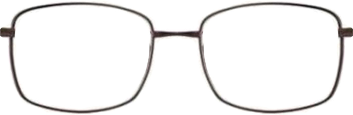 Brown Lite Design LD1018 Eyeglasses